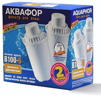 Фильтр для воды Картридж Аквафор В100-6