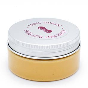 100% арахисовая паста кремовая 80г, только арахис, без добавок, нежная текстура, неповторимый вкус