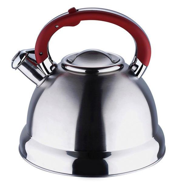 Чайник со свистком 4,7л Wellberg WB 6093
