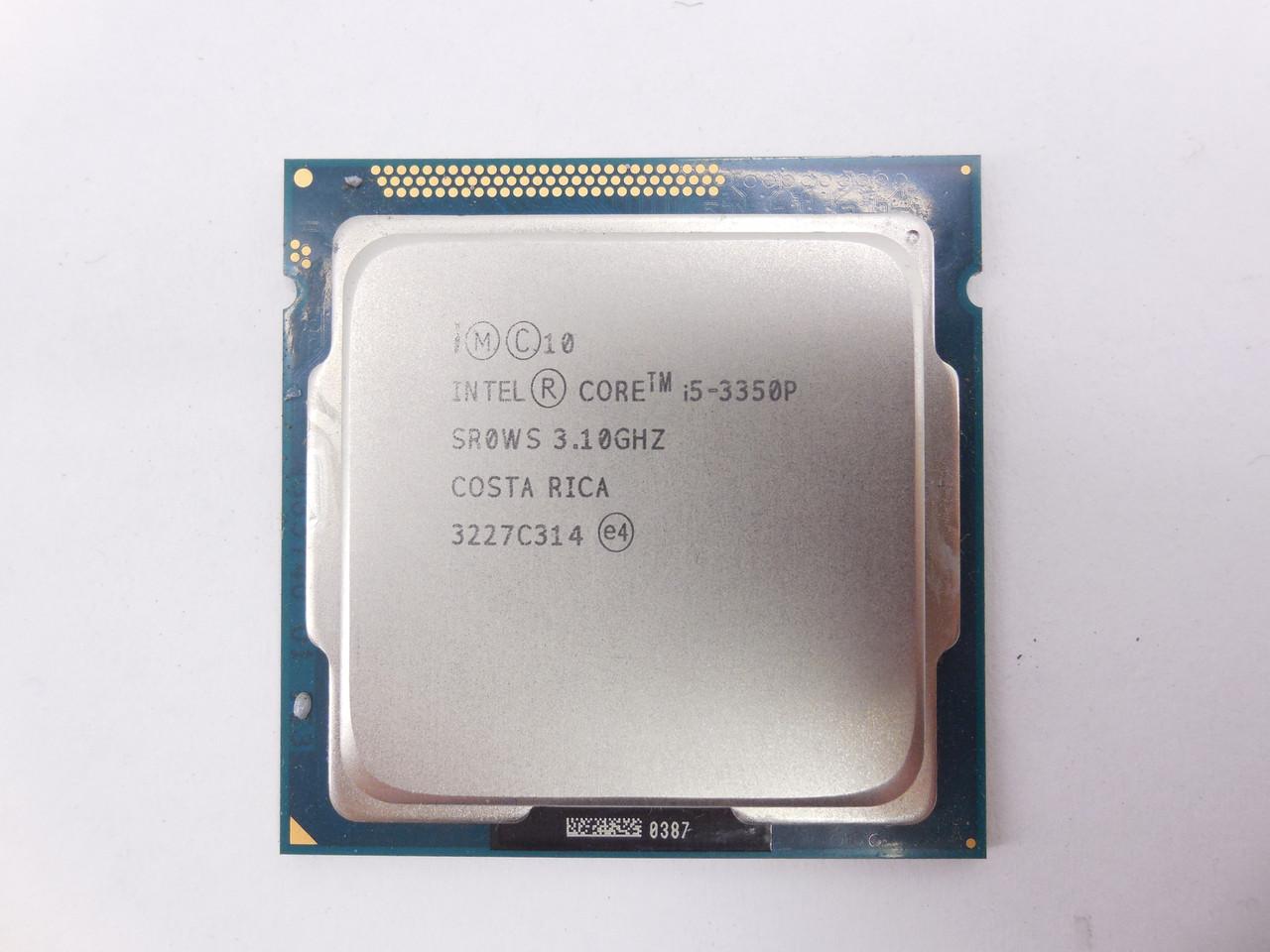 Процессор Intel Core i5-3350P 3.10GHz (SR0WS) s1155, tray