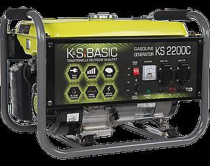 Генератор бензиновый K&S Basic KS 2200С (2,2кВт), фото 2