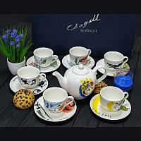 Чайный сервиз Krauff Chagall 13 предметов 21-244-100