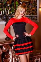 Платье с корсетом S-M, фото 1