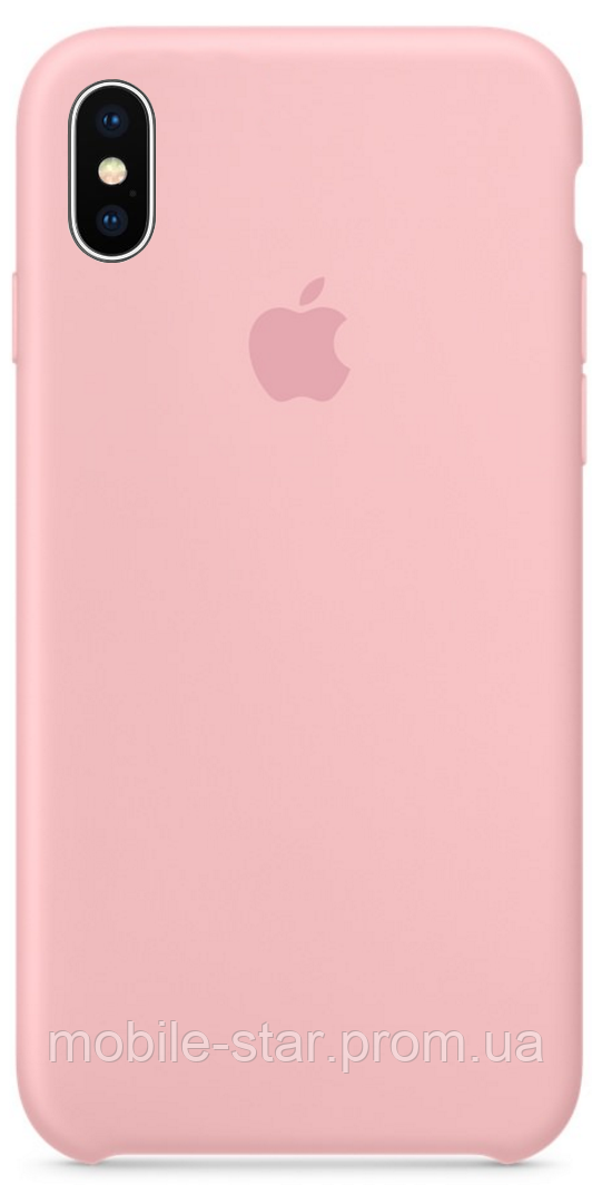 Silicone Case iPhone X original (copy)