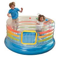 Детский игровой центр батут Intex 48264