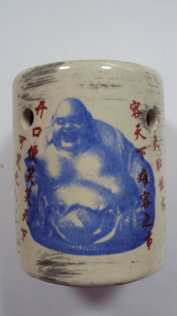 Аромалампа Будда размер 8*6.5*6.5 см
