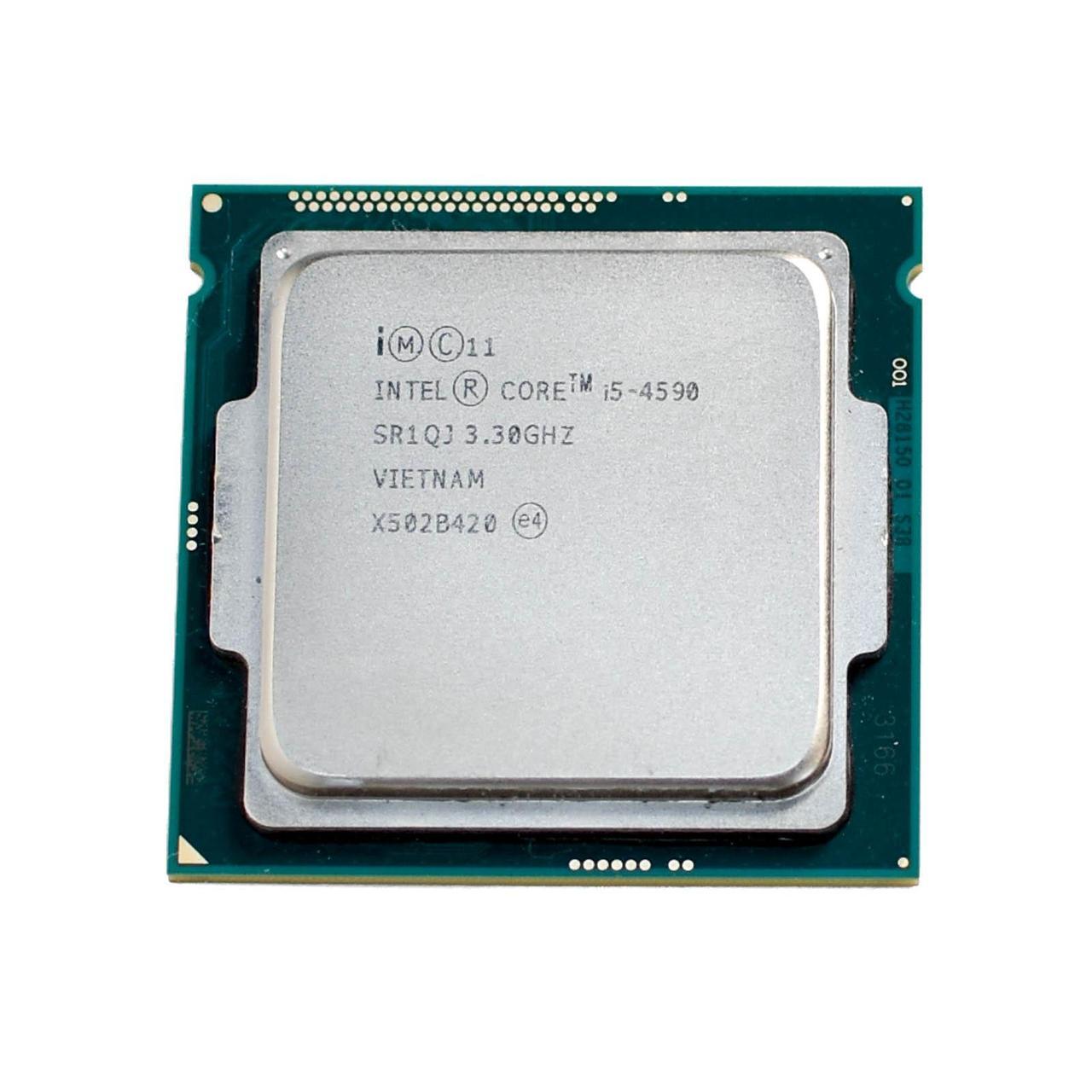 Процессор Intel Core i5-4590 3.30GHz (SR1QJ) s1150, tray