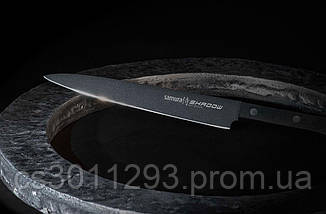 Нож для нарезки Слайсер Samura Shadow SH-0045/16, фото 3
