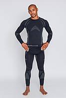 Термокофта мужская спортивная Tervel Optiline (original) зональная бесшовная, лонгслив