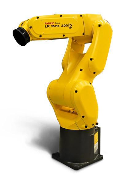5-ти осевой промышленный робот Fanuc LR Mate 200iD/7H
