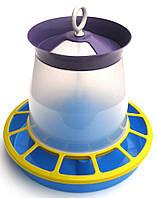 Кормушка для птицы бункерная 5 литров (ЧП КВВ), фото 1