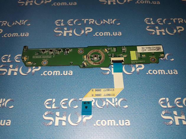 Плата с кнопкой включения  Acer 5920G  Original б.у , фото 2