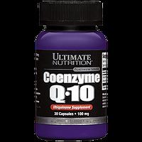 Специальная пищевая добавка для спортсменов Ultimate Coenzyme Q10 (30 капс.)