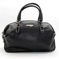 Прекрасная женская сумка ВАLIVIYА из экокожи черного цвета ВВВ-200788