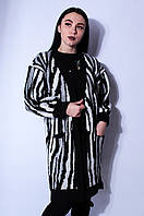 Кардиган женский черный размер L 2327