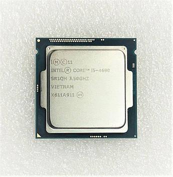 Процессор Intel Core i5-4690 3.50GHz (SR1QH) s1150, tray