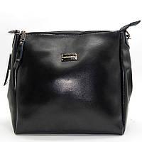 Женская сумочка GАLАNTY кожа черного цвета ВВВ-200957
