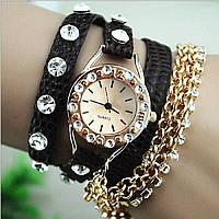 Женские кварцевые часы браслет