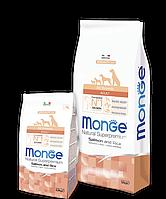 Корм Monge Adult Salmon All Breeds