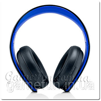 Наушники Sony Gold wireless stereo headset PS3 PS4
