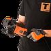 Угловая шлифовальная машина TAG-12/1270 VS, фото 7