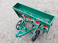 Сеялка зерновая для мотоблока 5-ти рядная, мототрактора (8-12 к.с.) 2BJ-5, фото 1