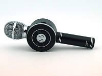Беспроводной микрофон караоке bluetooth Wster WS-668 Black