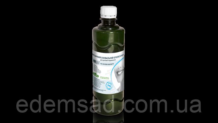 """Органический лечебный ополаскиватель для полости рта """"Bisheffect"""", 500г"""