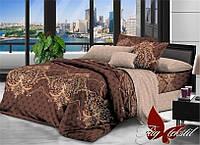 Полуторное постельное белье ранфорс TAG(1,5-sp)-456