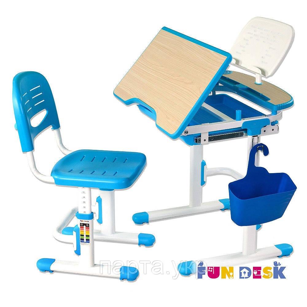 Парта и стул - трансформеры FunDesk Sorriso