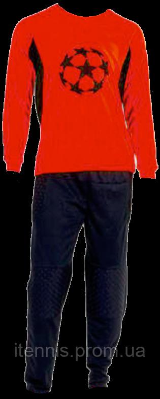 Форма вратарская взрослая GOAL (L-XL-XXL) R