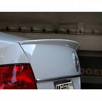 Спойлер (Сабля) для Volkswagen Polo (2009-)