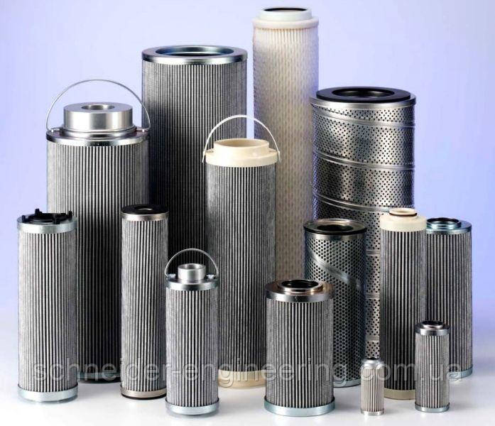 FLEXIDER Гидравлические фильтры
