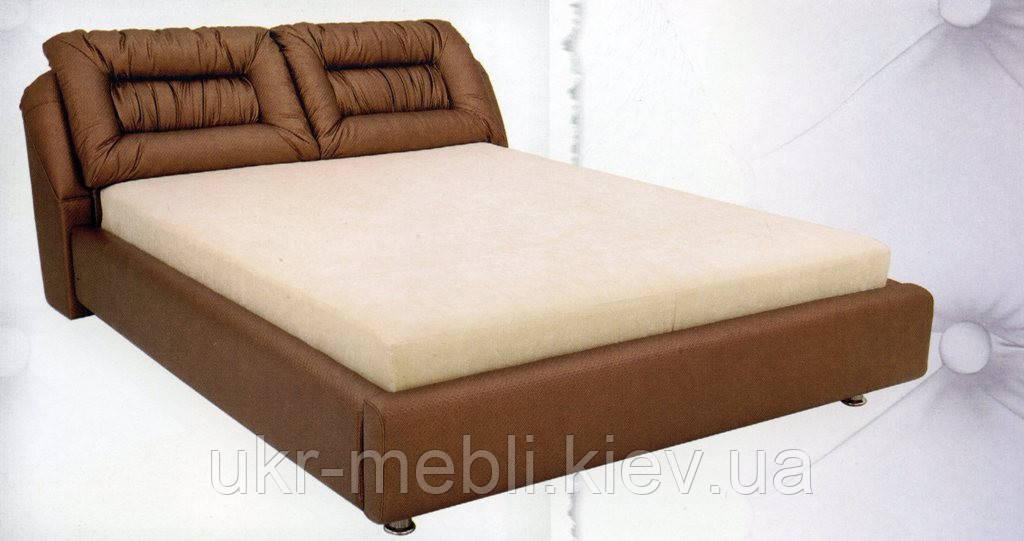 Кровать двуспальная Белла 160х200, Алис-м