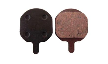 Тормозные колодки дисковые B10 для Hayes MX-2/MX-3/MX-4/MX-5/Sole/CX organic (органика)