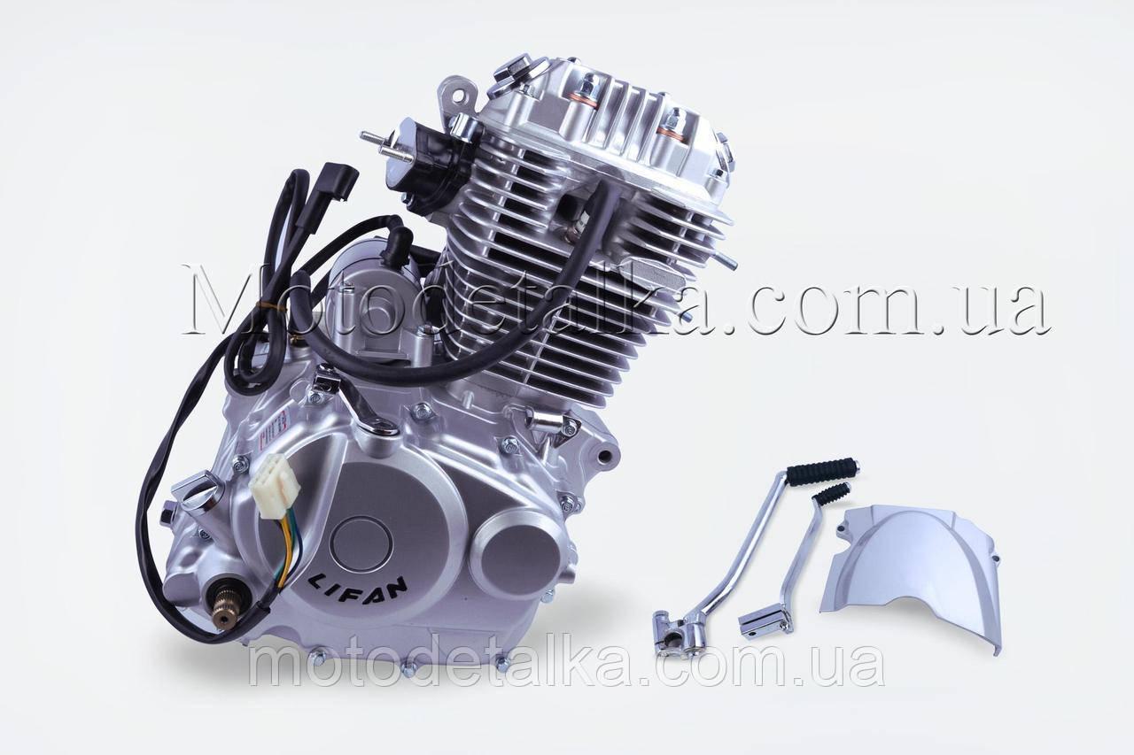 Двигатель 4T CB200 (163FML)