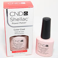"""Гель-лак Shellac CND """"Clearly Pink"""""""