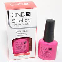 """Гель-лак Shellac CND """"Hot Pop Pink"""""""