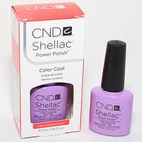 """Гель-лак Shellac CND """"Lilac Longing"""""""