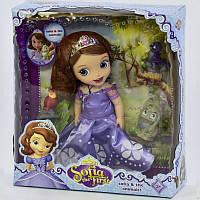 Кукла Принцесса ZT 8809 с питомцами