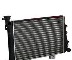 Радиатор охлаждения 2104 2105 2107 алюминиевый LSA-ECO