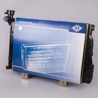 Радіатор охолодження 2104 2105 2107 алюмінієвий АТ