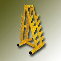 Подставка стойка для грифов Пирамида, фото 1