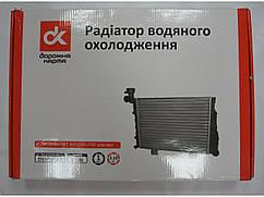 Радіатор охолодження 2104 2105 2107 алюмінієвий ДК