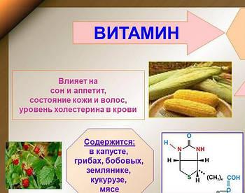 витамин H2