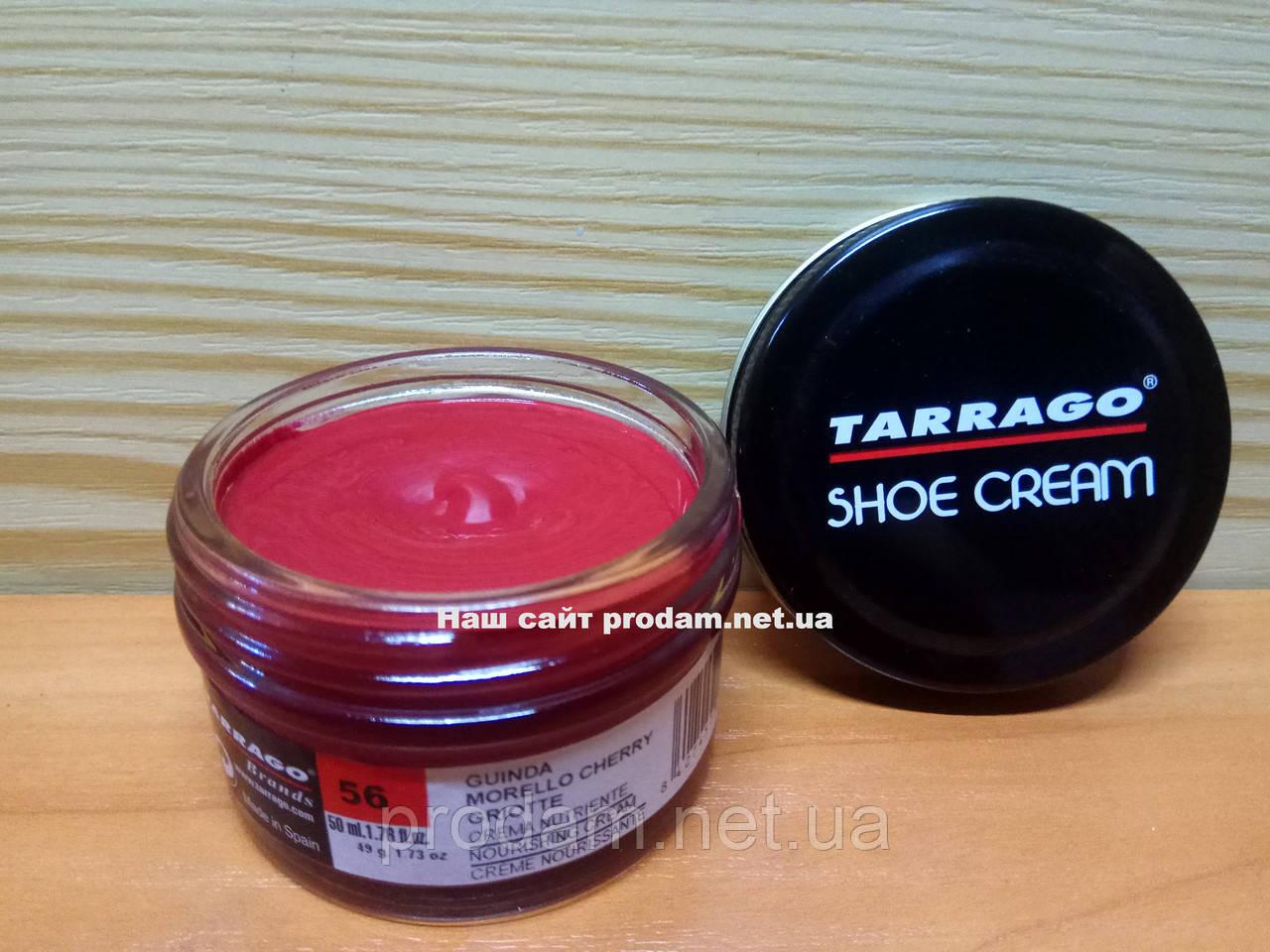 Крем для взуття Tarrago № 056-morello cherry