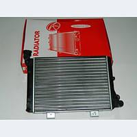 Радиатор охлаждения 2104 2105 2107 алюминиевый AURORA