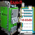Котел твердотопливные ATEPLO модель LUX-1   25кВт, фото 2