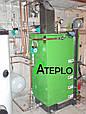 Котел твердотопливные ATEPLO модель LUX-1   25кВт, фото 5