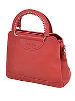 Сумка Женская Классическая иск-кожа ALEX RAI 7-01 08882-2 red, фото 1